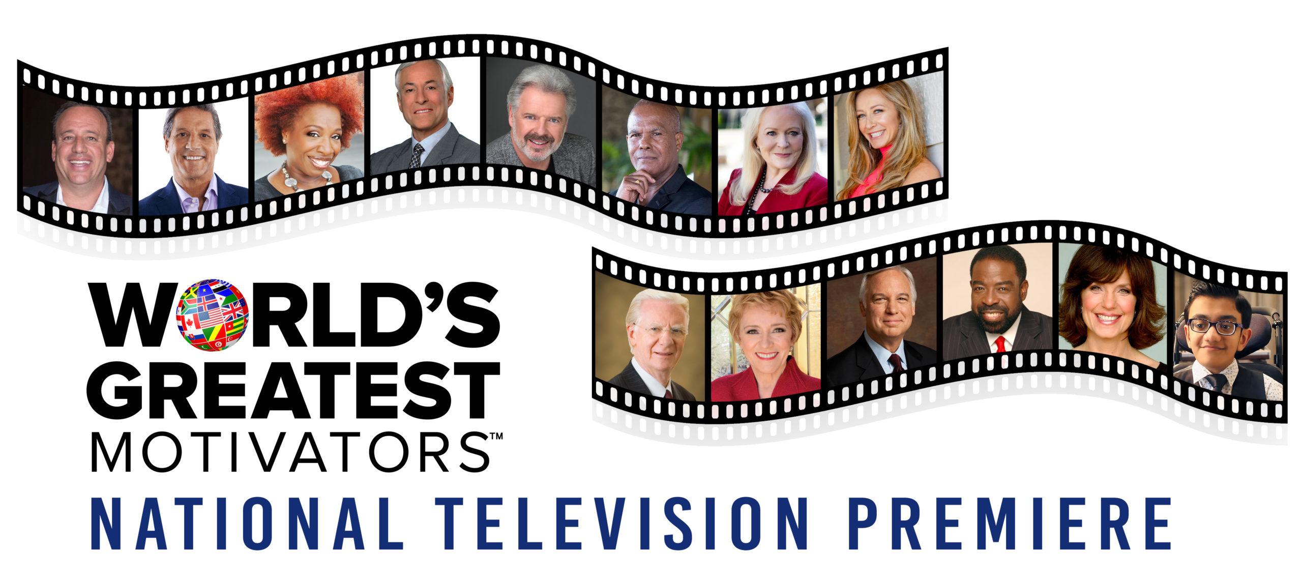 """World's Great Motivators"" Season 1 Full Episodes Watch Online Free | Philo"