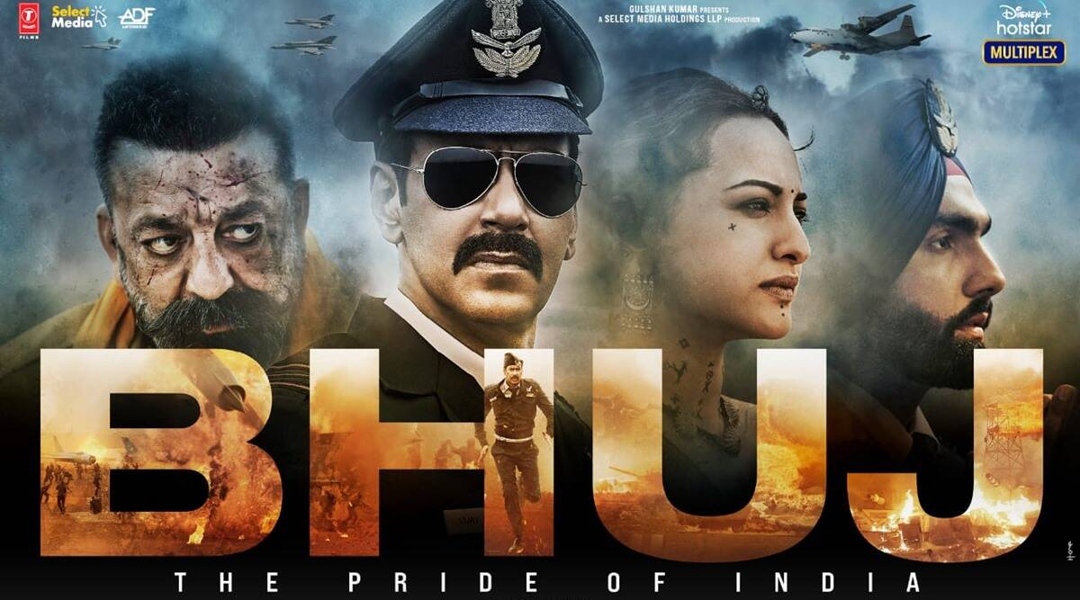 Bhuj: The Pride Of India Release Date | Trailer is out!