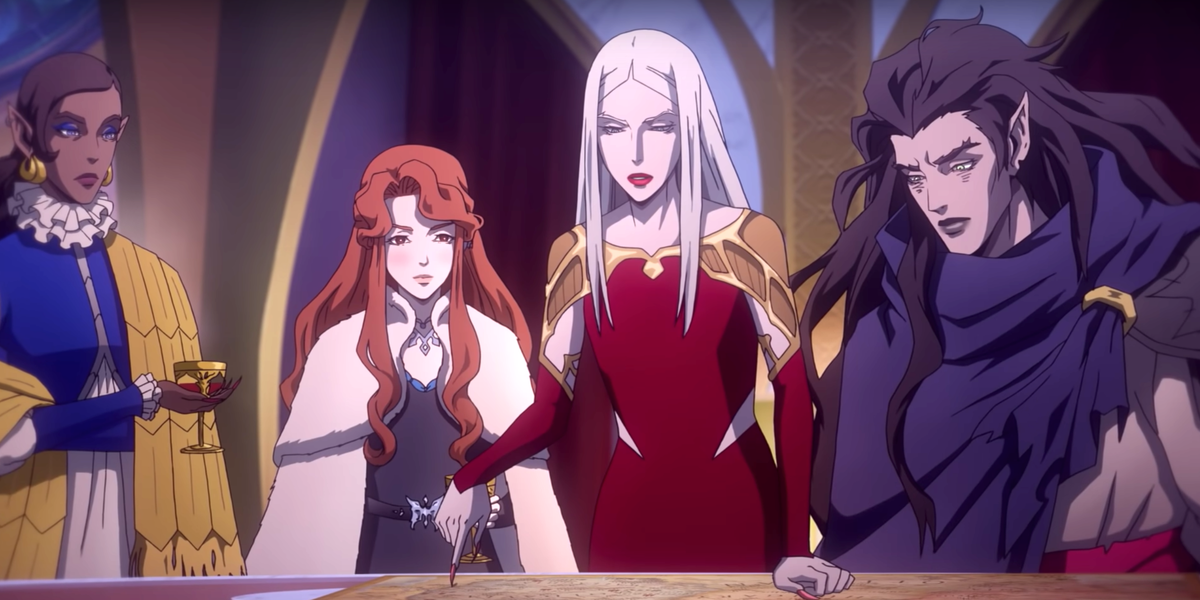 Castlevania Season 5: Release Date | Is the Show Renewed or Actually Cancelled?