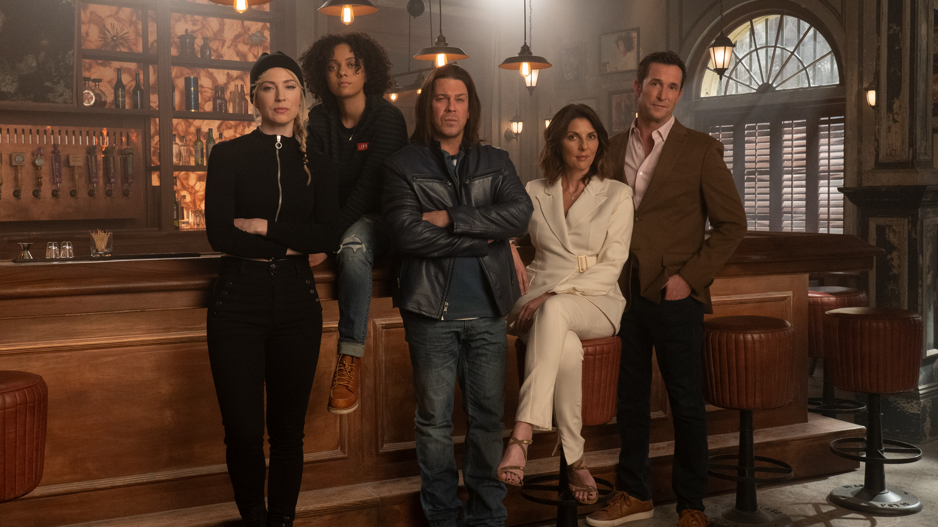 """""""Leverage: Redemption"""" Season 2 Release Date 