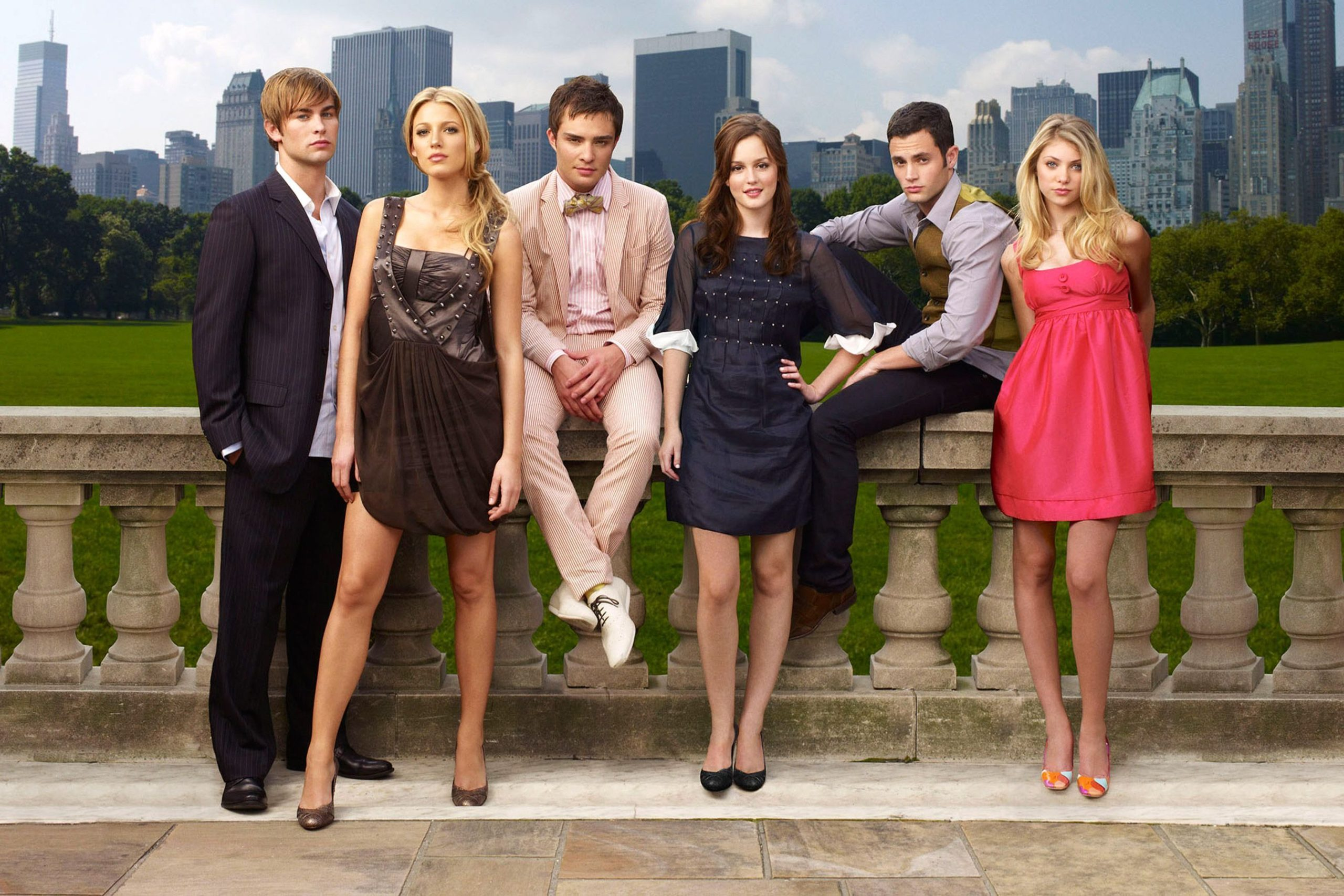 """""""Gossip Girl"""" 2021 Watch Online For Free   Full Episodes List   HBO Max"""