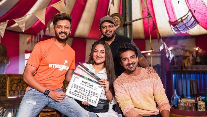 Kakuda Release Date | 2022 Movie | Sonakshi Sinha, Riteish Deshmukh & Saqib Saleem