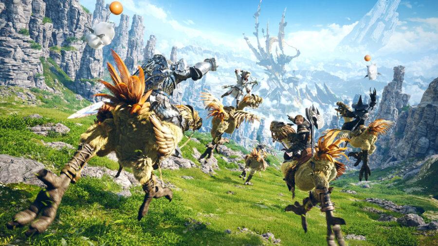 Final Fantasy XIV Live Action Netflix Series Release Date