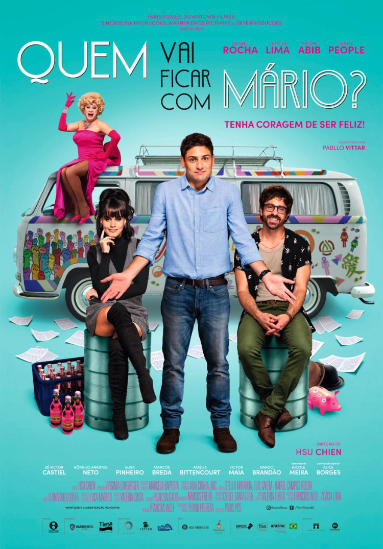 Who Will Stay With Mario? (Quem Vai Ficar com Mario?) Watch Full Movie Online for Free | 2021