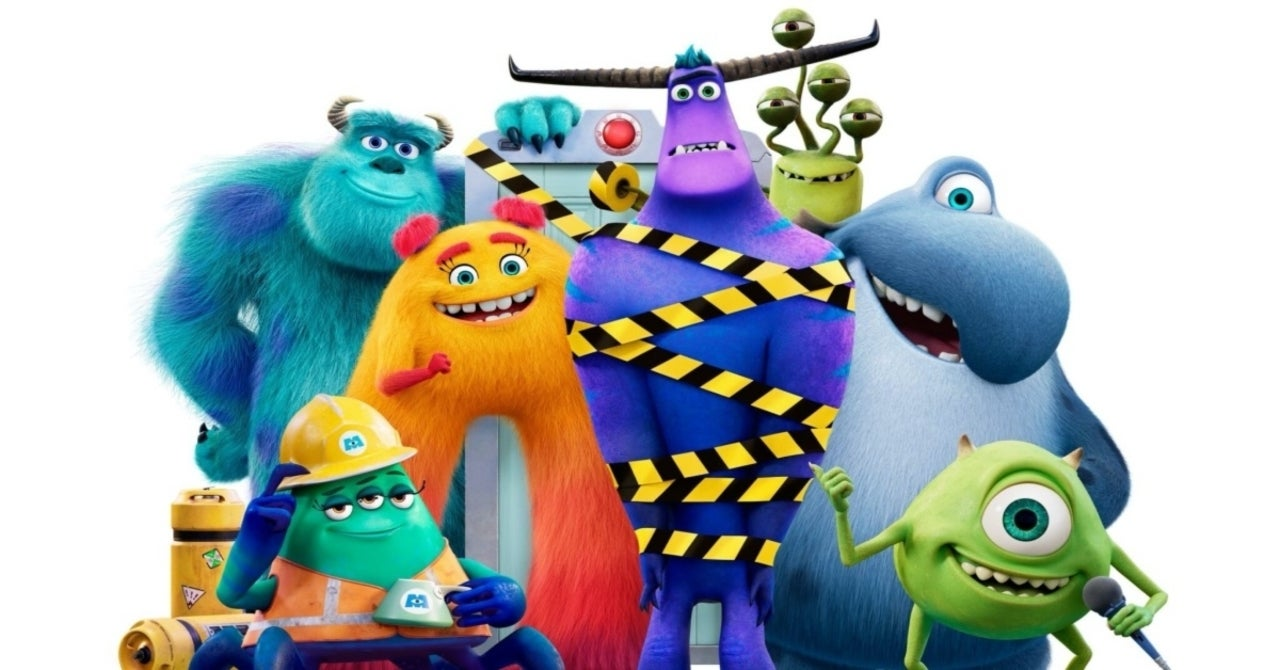"""""""Monsters at Work"""" Watch Full Movie Online For Free"""