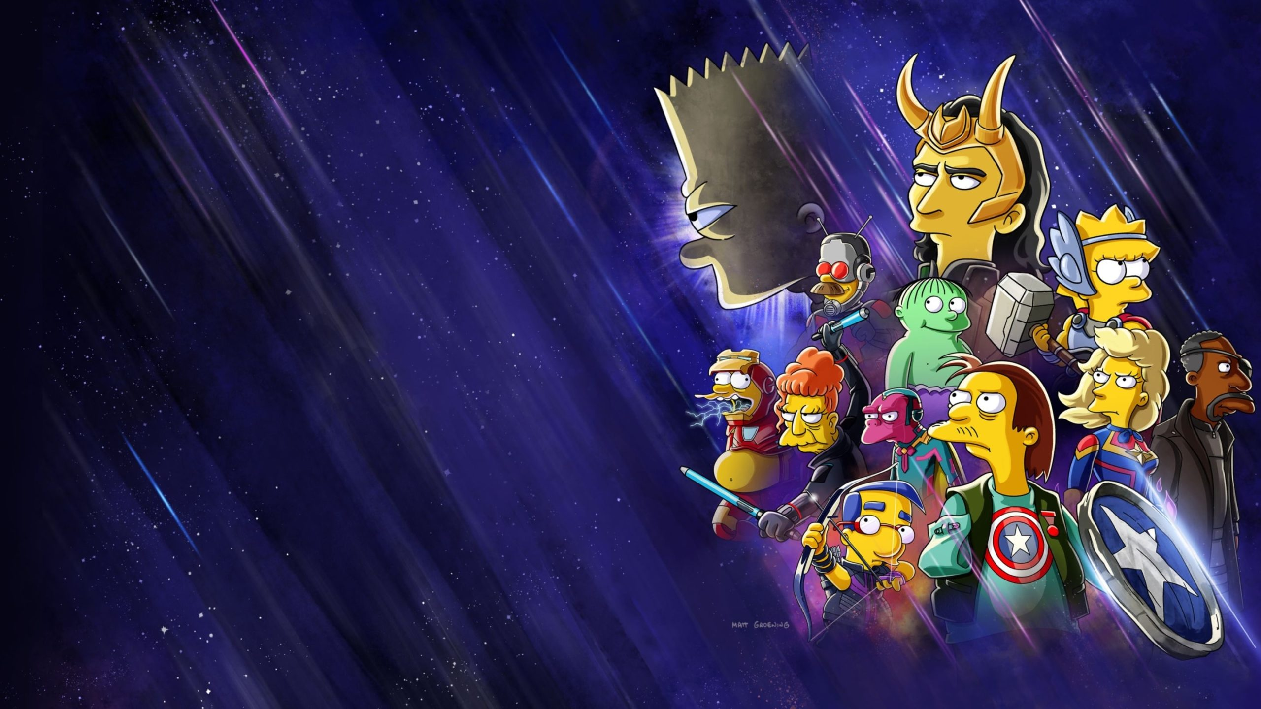 The Good, The Bart, and The Loki: Release Date | The Ultimate Crossover We Deserve