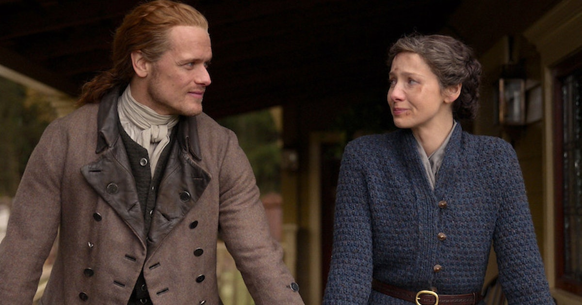 Its Official! Outlander Season 6 Release Date | With The Longest Pilot Episode
