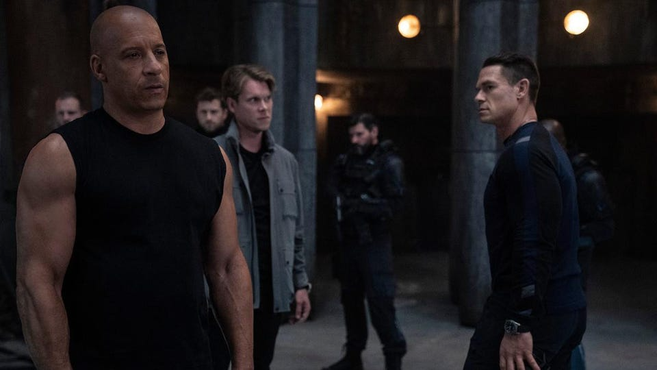 """Where To Watch """"F9"""" Movie Online? 