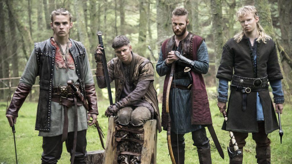 vikings series watch online for free