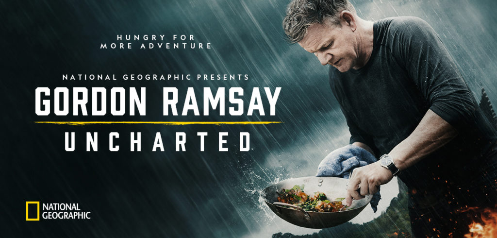 watch Gordon Ramsay Uncharted Season 3 full episodes online for free