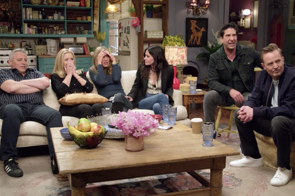 watch friends reunion online free on hbo max