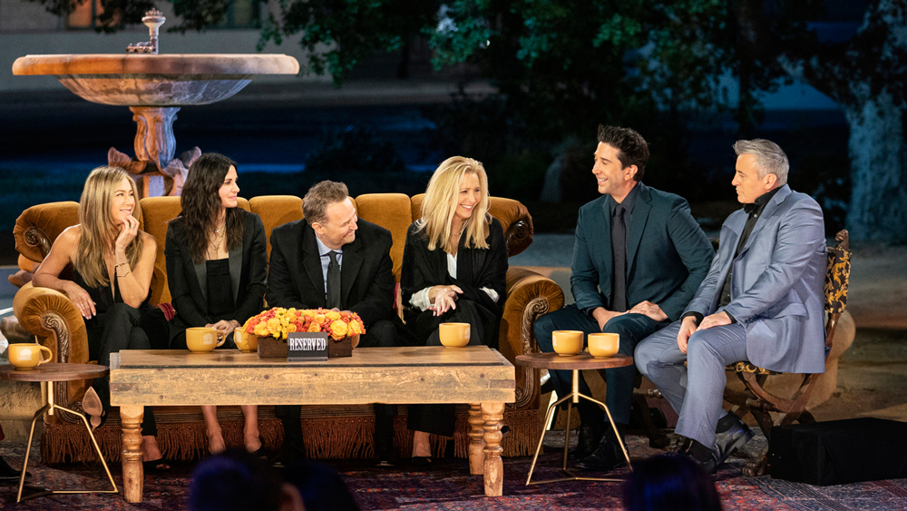 watch the freinds reunion on hbo max for free