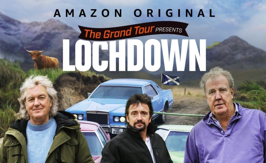 The Grand Tour: Lochdown - Season 4 Episode 3 Watch Online For Free