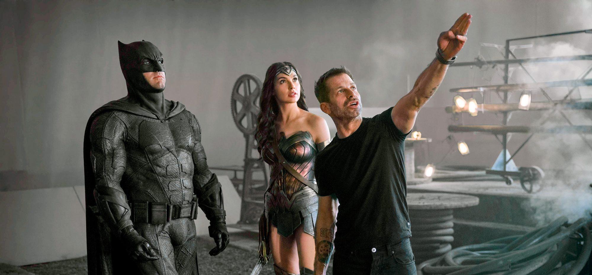 Zack Snyder Upcoming Movie 'Rebel Moon' for Netflix   What We Know So Far!