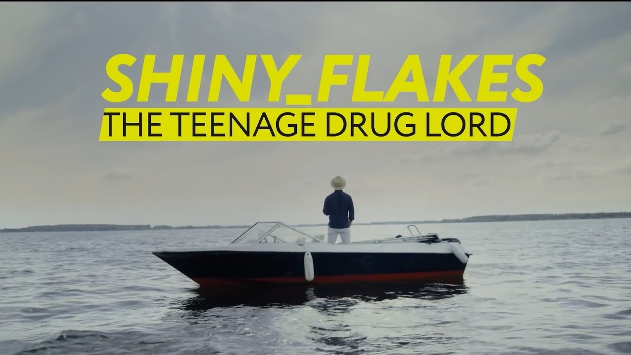 """Shiny Flakes: The Teenage Drug Lord Movie Review: Real story behind """"How to Sell Drugs Online (Fast)""""   Netflix"""