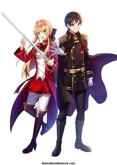 How a Realist Hero Rebuilt the Kingdom 2021 Anime Watch Online Free!