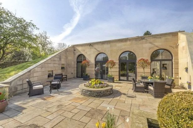 Teletubbies' home looks alike Luxury bungalow on the market for £1 million