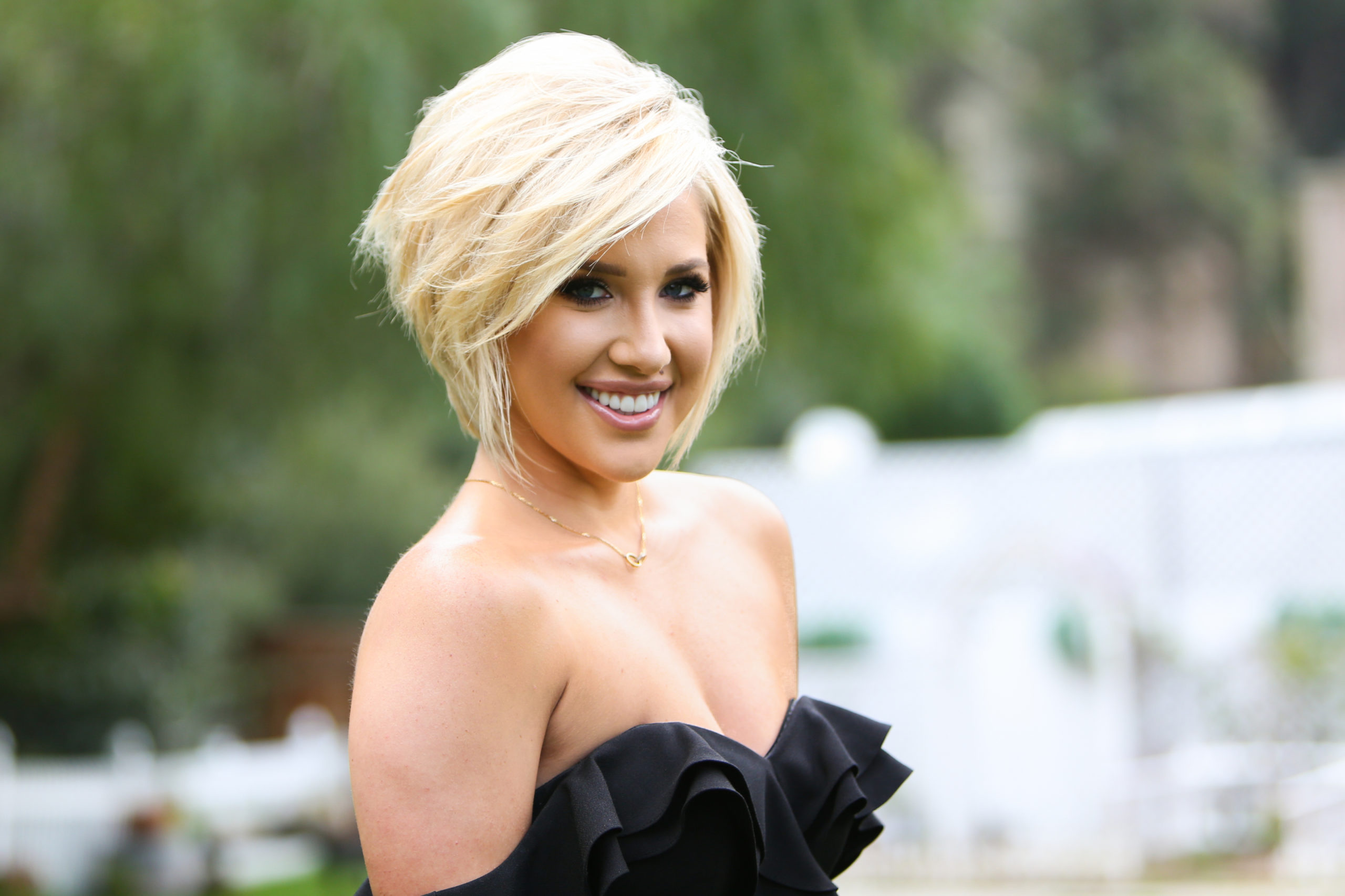 Savannah Chrisley Reassures Chrisley Elliott Size Doesn't Matter!