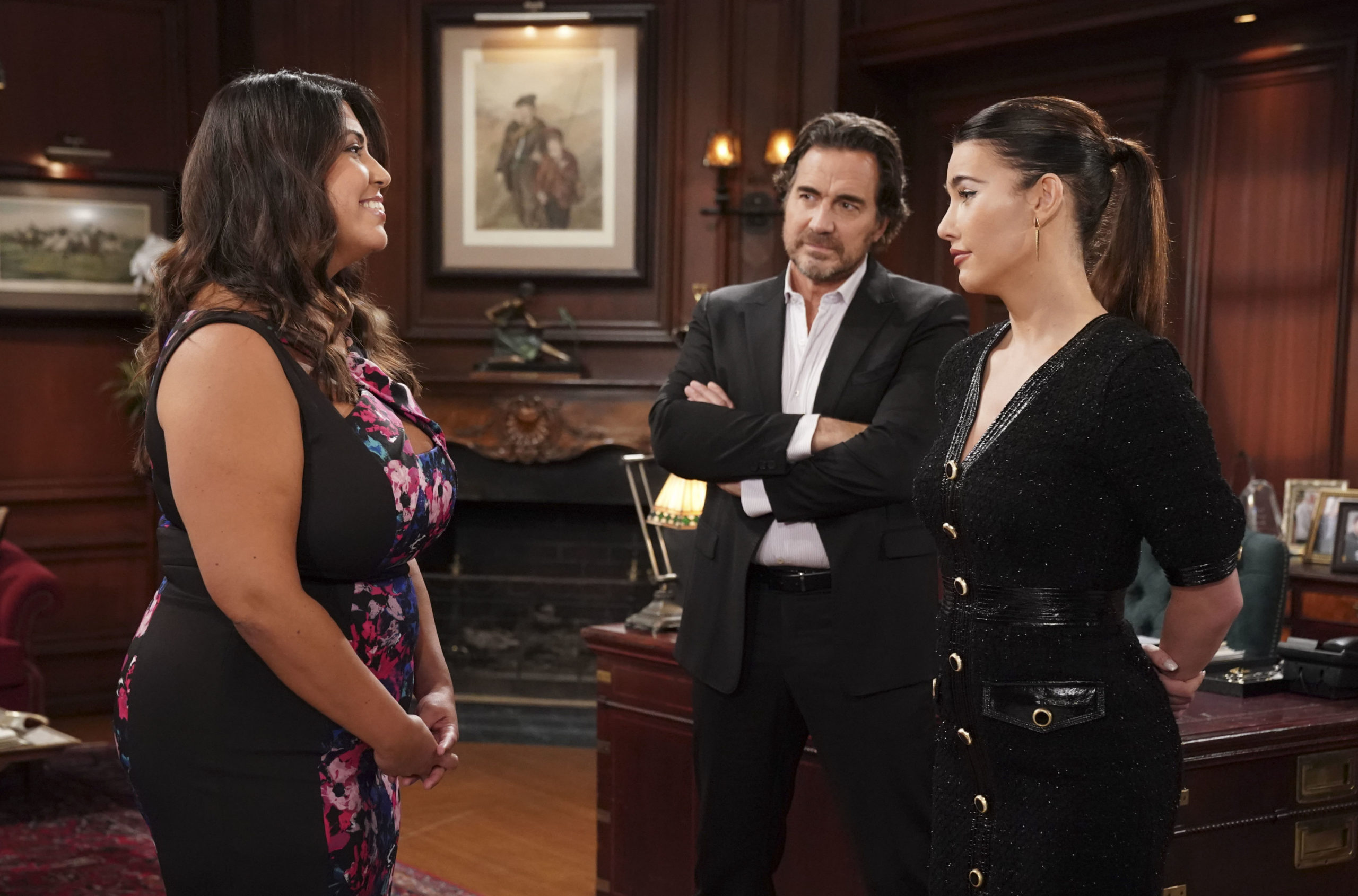 Bold And The Beautiful Eric Needs To Make Himself Happy Quinn's Too Selfish B and B Spoilers!