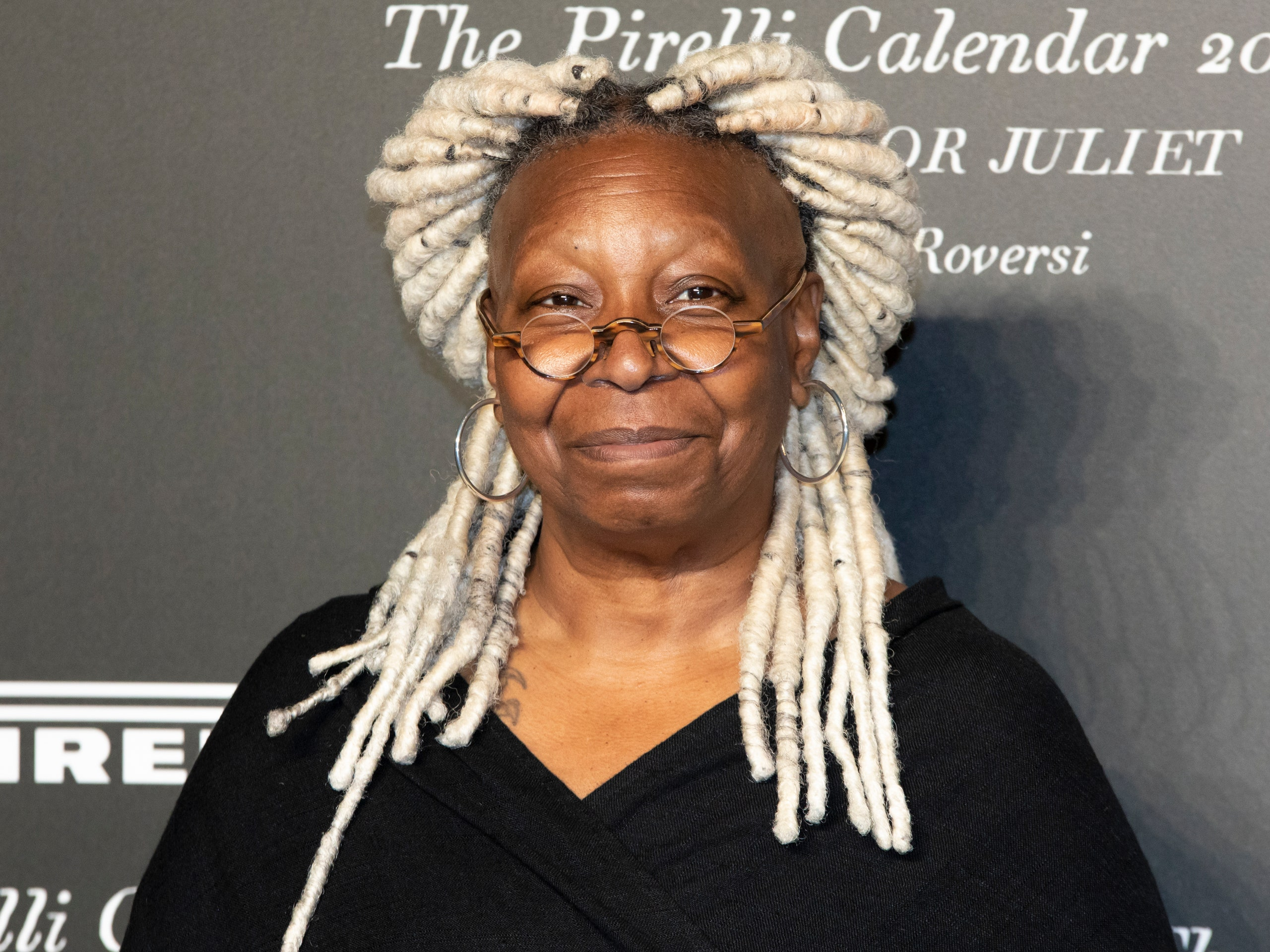 Whoopi Goldberg The View Host With 4 Year Contract Deal to Stay On Talk Show!