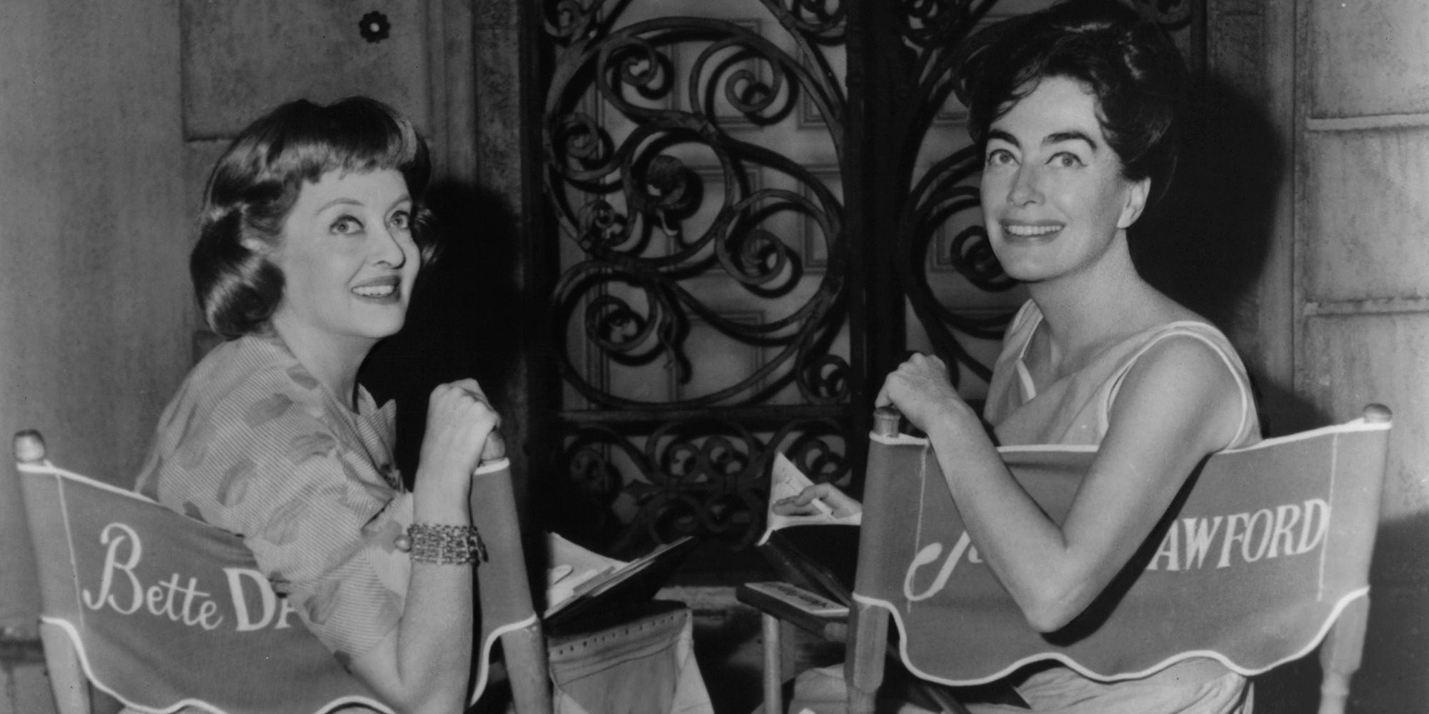 Joan Crawford and Betty Davis are Connected not Only By Famous Feud But by Secrets and Personal Tragedies Too!