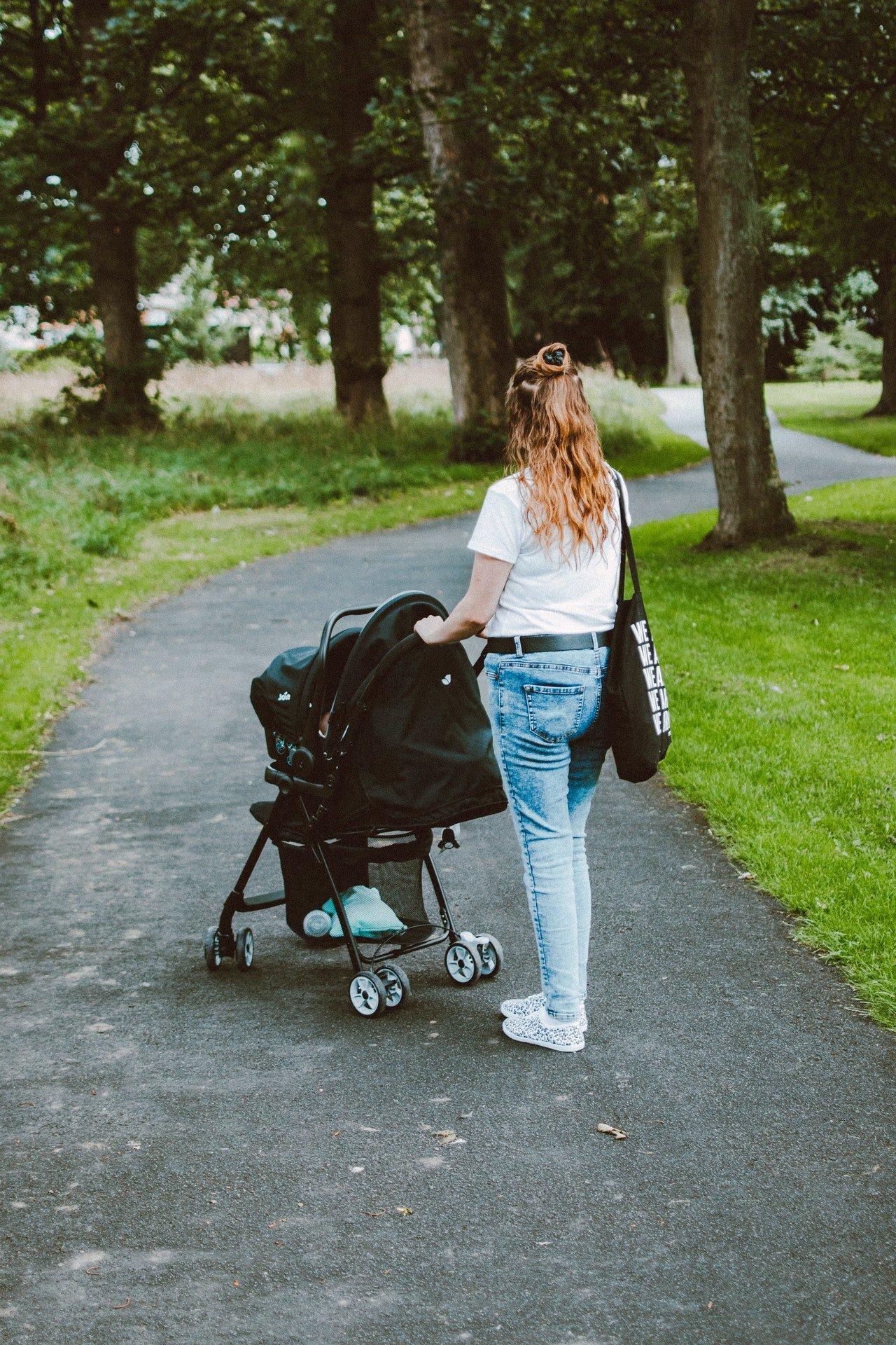Mia left the house to run a few errands.   Source: Pexels