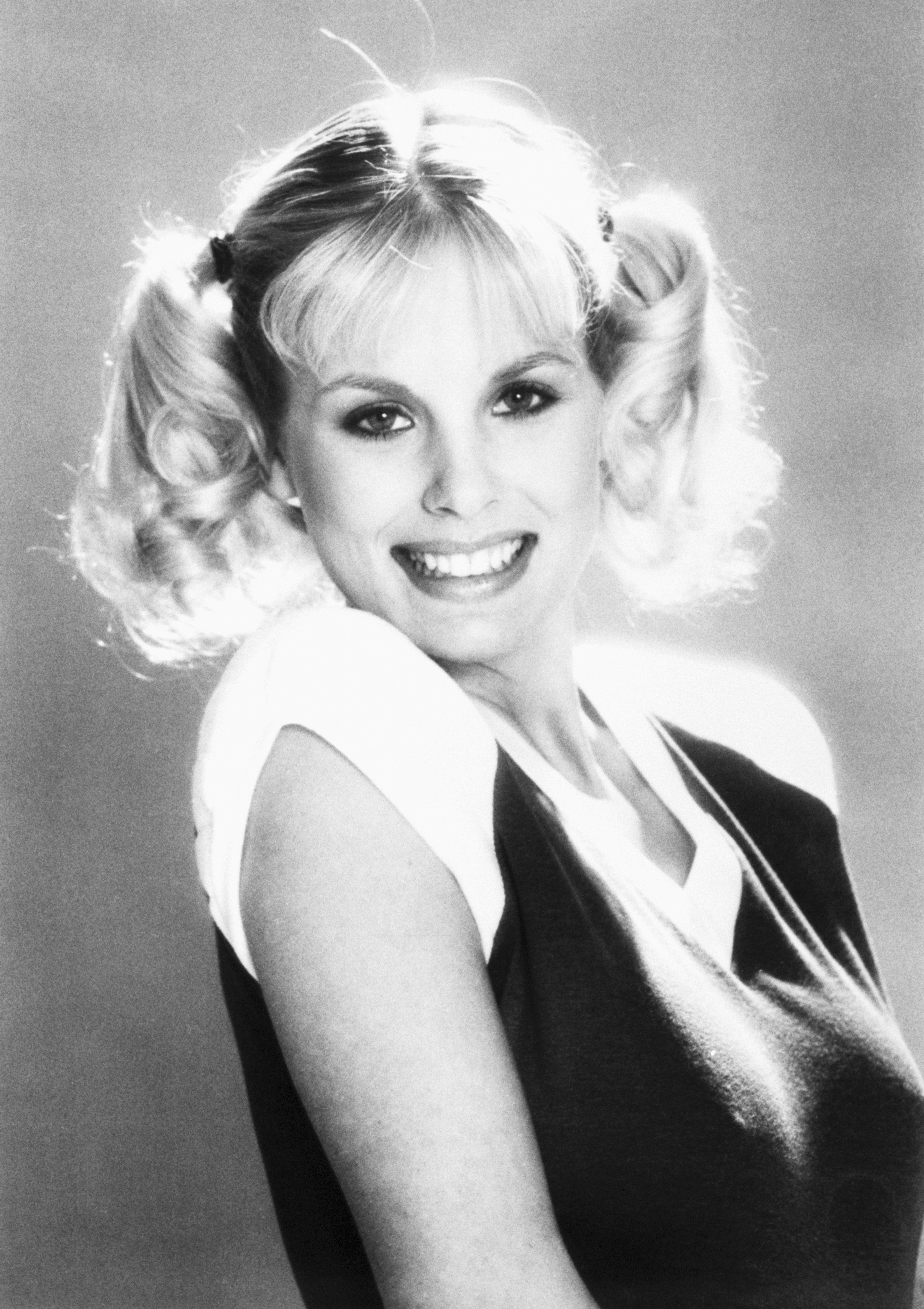 Playboy Magazine's 1980 Playmate of the Year, Dorothy Stratten, 20, on 8/15/1980-Los Angeles | Source: Getty Images
