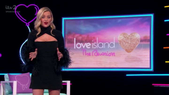 Laura Whitmore's snarky reaction to Love Island fans' disappointment following the reunion show