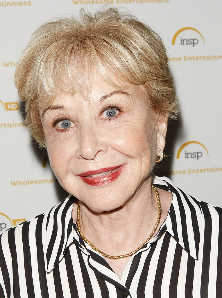 Michael Learned at The Cable Show on April 30, 2014 in Los Angeles, California. | Photo: Getty Images