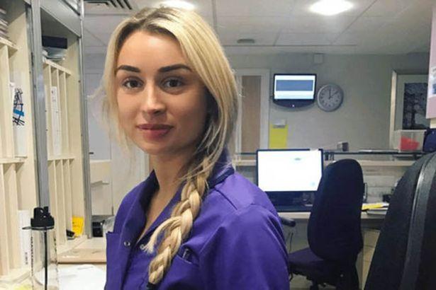Rachel Fenton, Love Island Nurse
