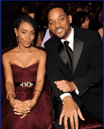 Jada Pinkett Smith & Will Smith at the 40th NAACP Image Awards on Feb. 12, 2009 in California   Source: Getty Images