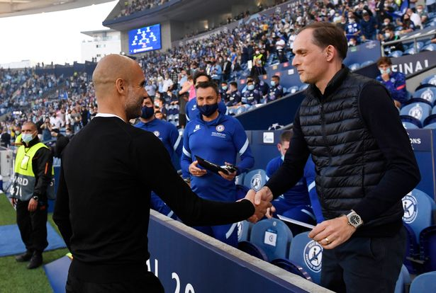 Thomas Tuchel got the better of Pep Guardiola in the Champions League final