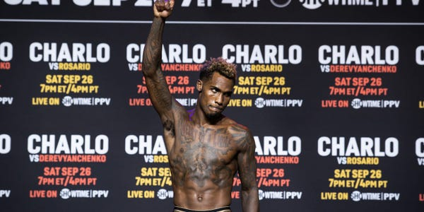 Floyd Mayweather Inspired Chris Ousley to Start Boxing