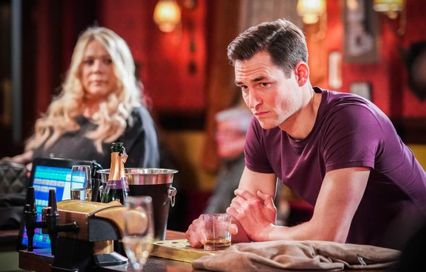 The star joined EastEnders in March 2021