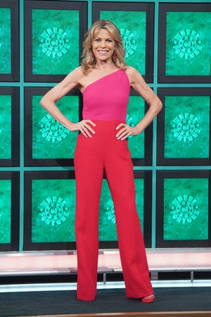 """Longtime """"Wheel of Fortune"""" star Vanna White will be on hand for Season 2 of ABC's celebrity edition, which premieres Sept. 26."""