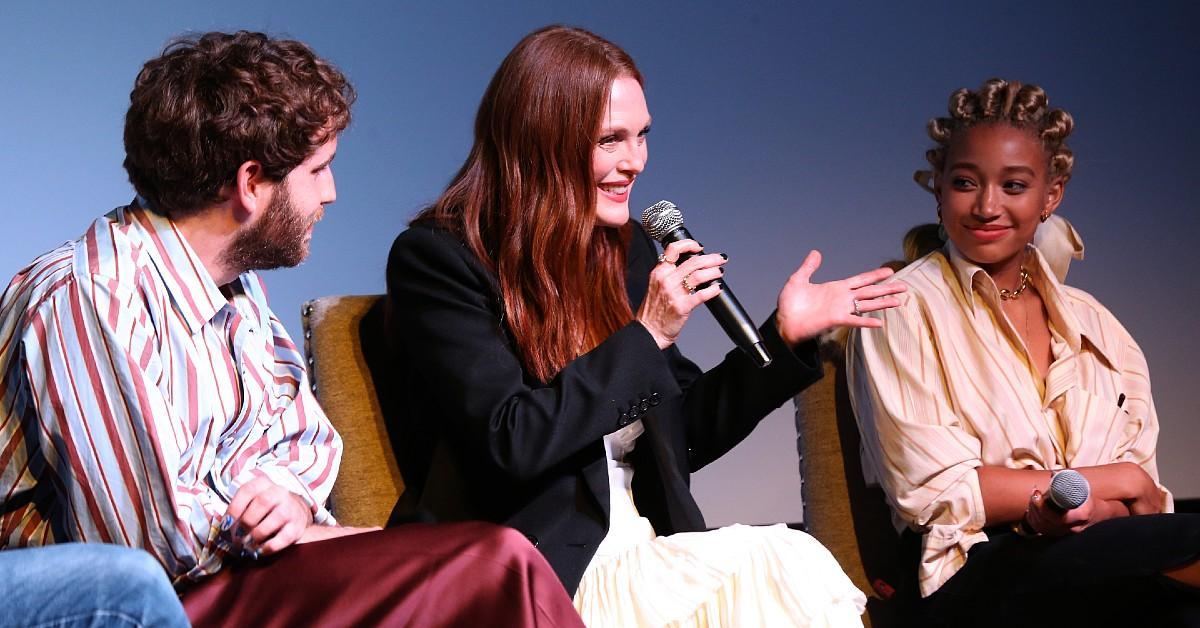 Cast of 'Dear Evan Hansen' at a Special Screening of the Film