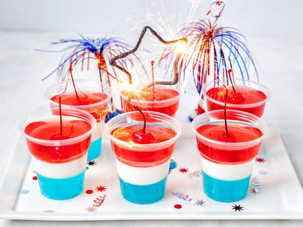 How to Make Jello Shots With Any Spirit: Basic Recipe