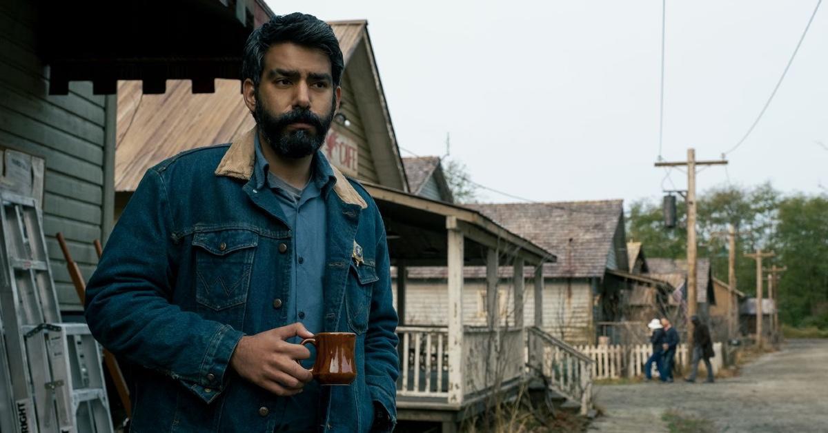 Rahul Kohli as Sheriff Hassan in 'Midnight Mass.'