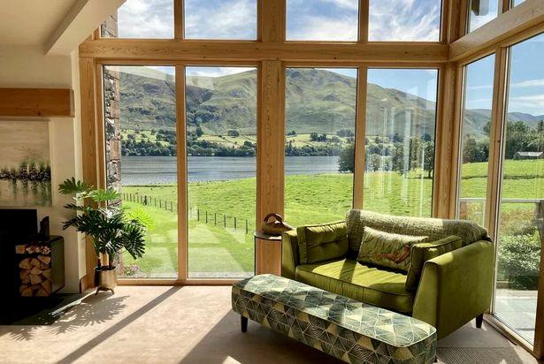 Luxury Lakeside Living, Cumbria