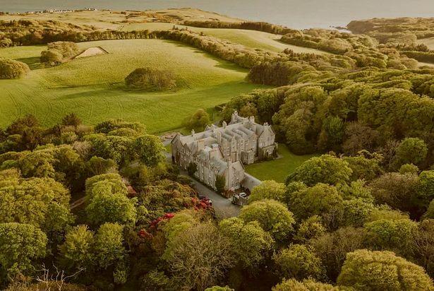 Fern Forest House, Portpatrick, Scotland
