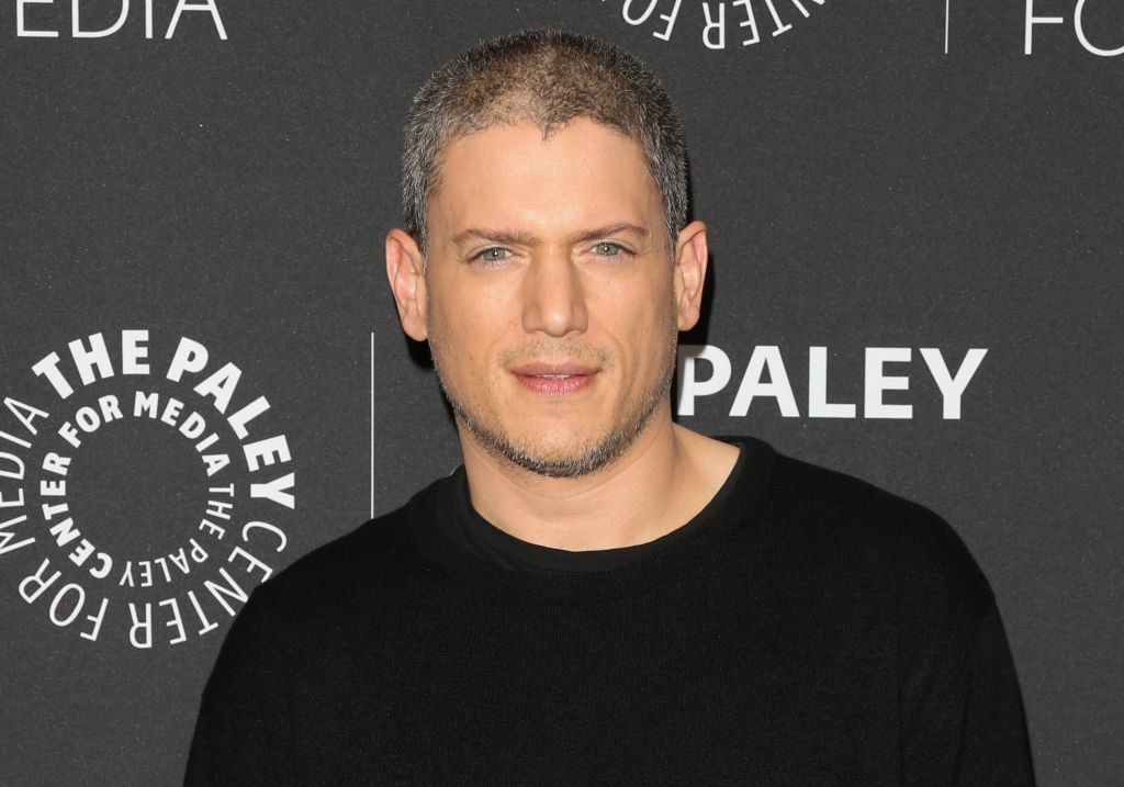 """Actor Wentworth Miller attends the """"Prison Break"""" screening and conversation at The Paley Center for Media on March 29, 2017.  """