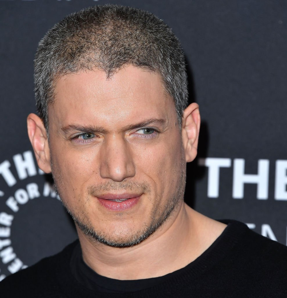 """Wentworth Miller arrives at the 2017 PaleyLive LA Spring Season - """"Prison Break"""" Screening And Conversation at The Paley Center for Media on March 29, 2017.  """