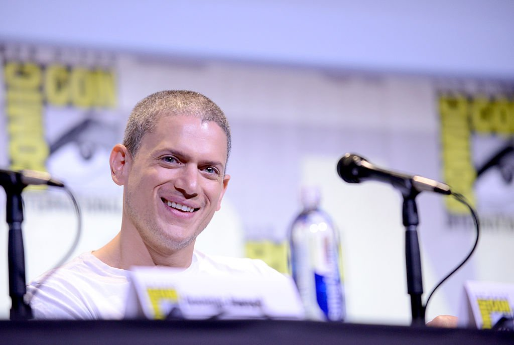 """Wentworth Miller attends the Fox Action Showcase: """"Prison Break"""" And """"24: Legacy"""" at San Diego Convention Center on July 24, 2016.  """