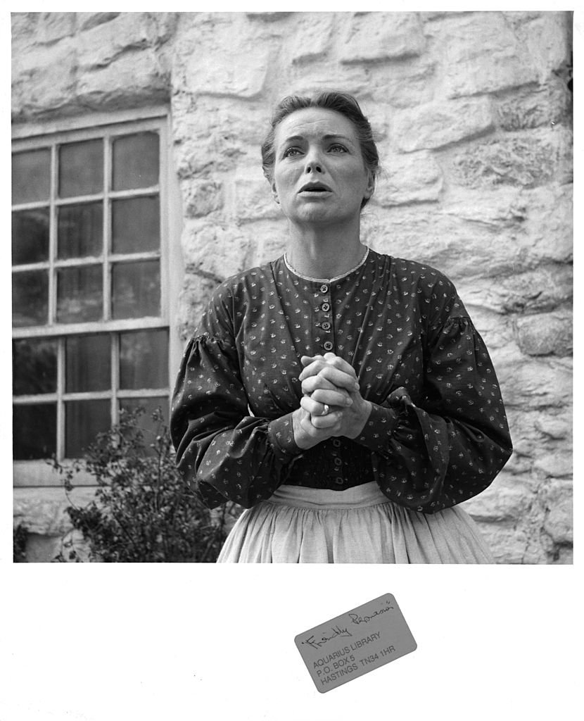 """Dorothy McGuire in a scene from the film """"Friendly Persuasion,"""" 1956. 