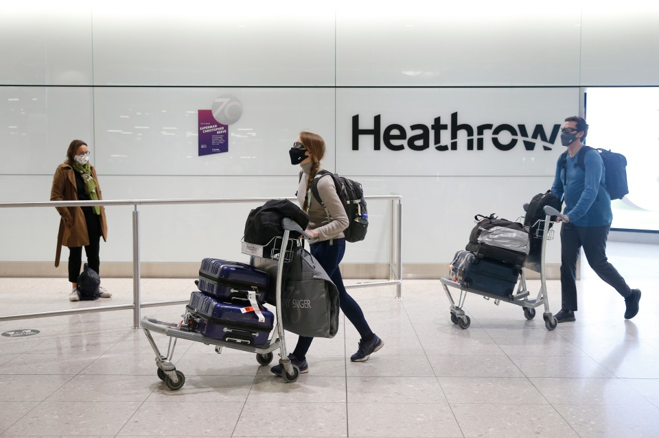 Heathrow is the worst for losing luggage – although is one of the busiest airports in the world