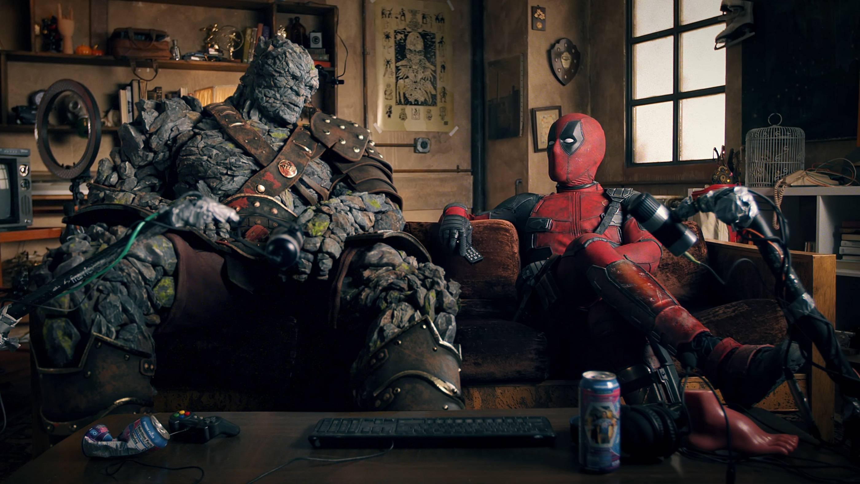 Deadpool-and-Korg-React