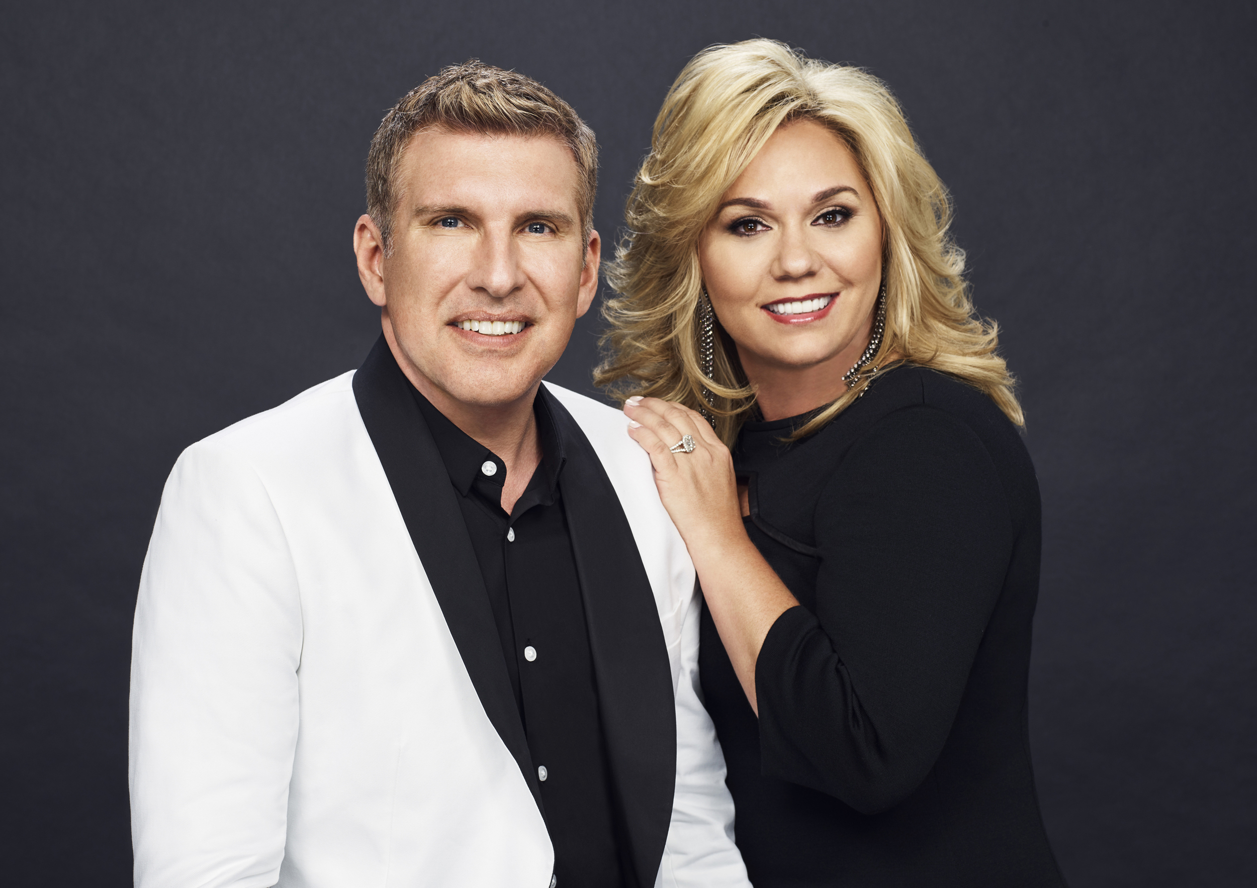 Todd Chrisley Ate his heart Out Over this Smithsonian Reality Star!