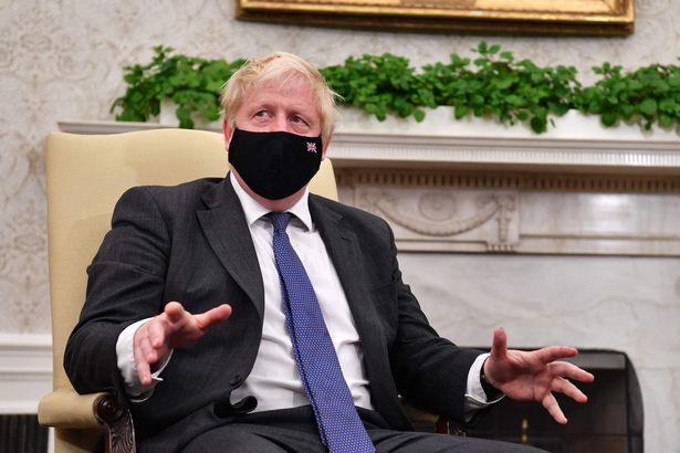 As post-Brexit trade deal hopes fades Boris Johnson meets Joe Biden in The White House