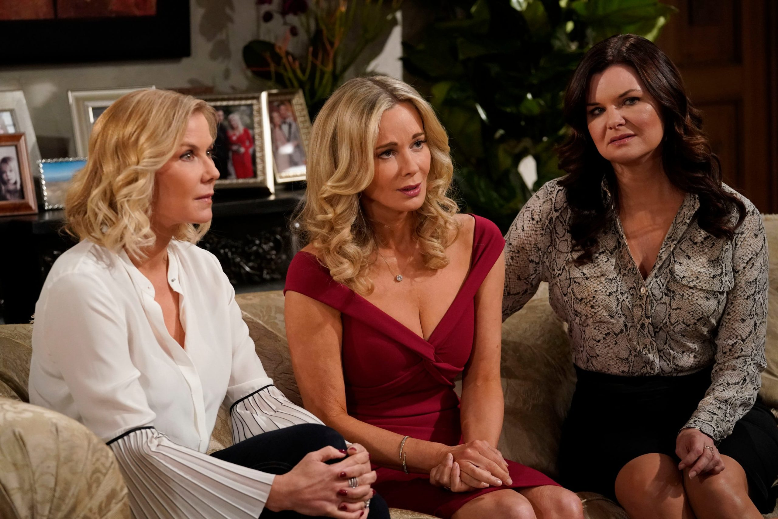 Bold And the Beautiful B And B Spoilers Next 2 Weeks Quarter Sizzles and Steffy's Plan For Sheila Paris Wants Finn