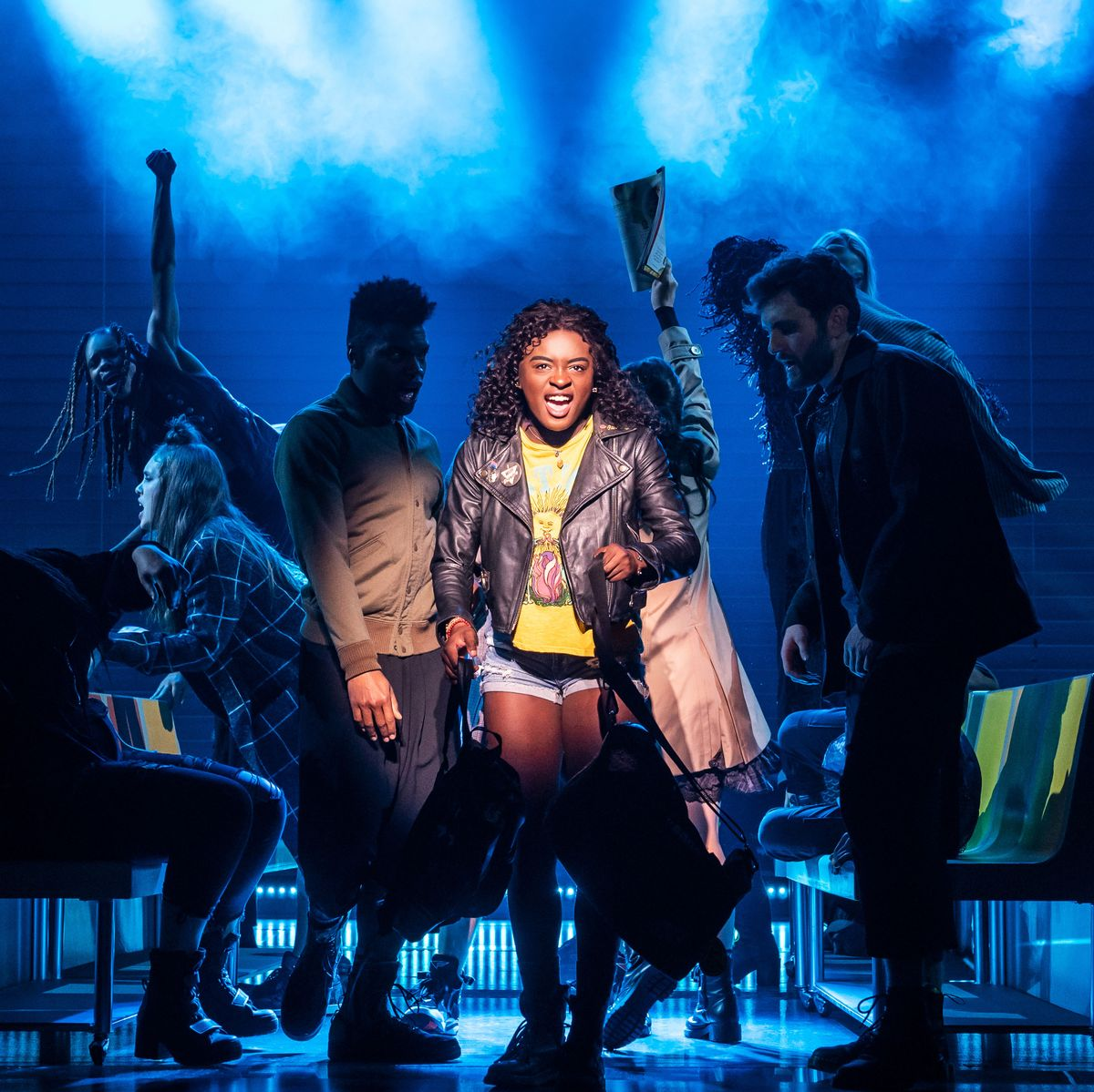 Just Days Before Tony Awards 2021 'Jagged Little Pill' Hit by Misconduct Allegations